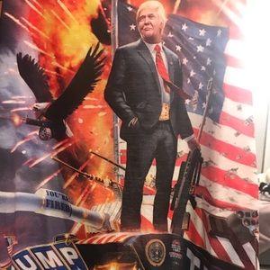 Men's American Apparel Donald Trump Tank